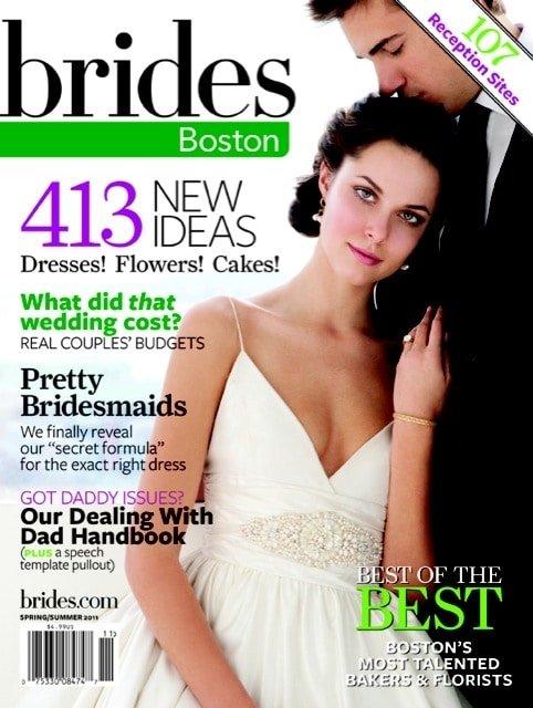 Night Shift featured in Brides Magazine