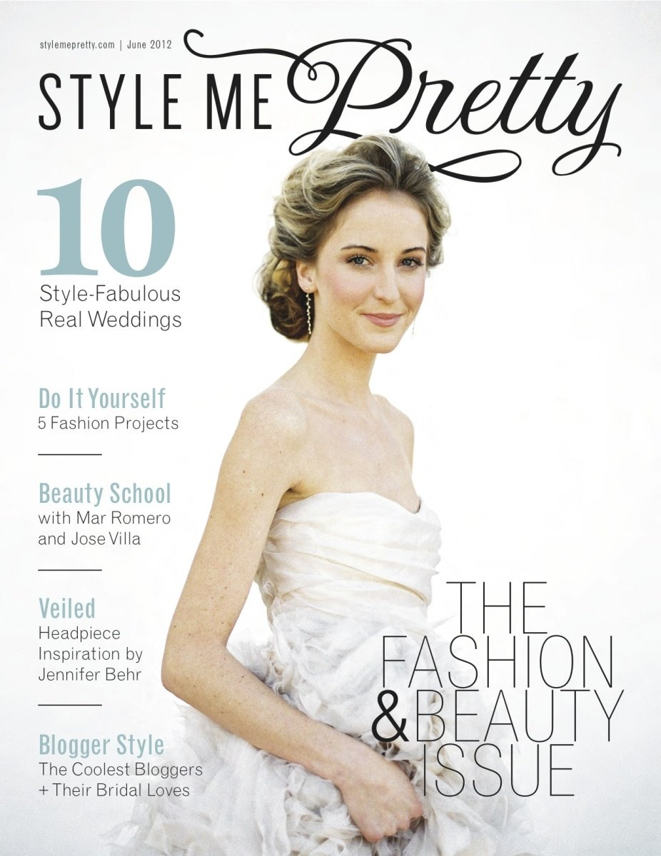 Soho in Style Me Pretty Magazine