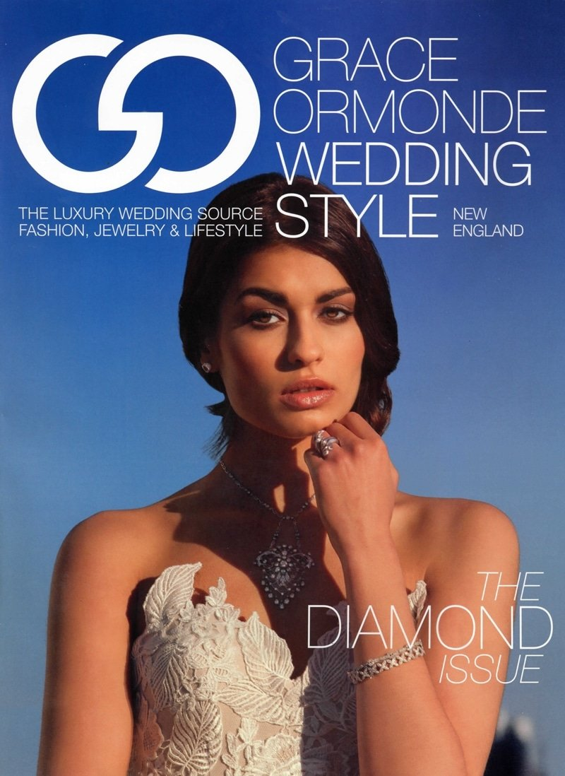 Soho featured in Grace Ormonde Wedding Style 2013!