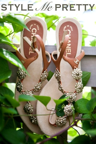 Night Shift featured in Cape Cod wedding on Style Me Pretty Massachusetts Wedding Blog!