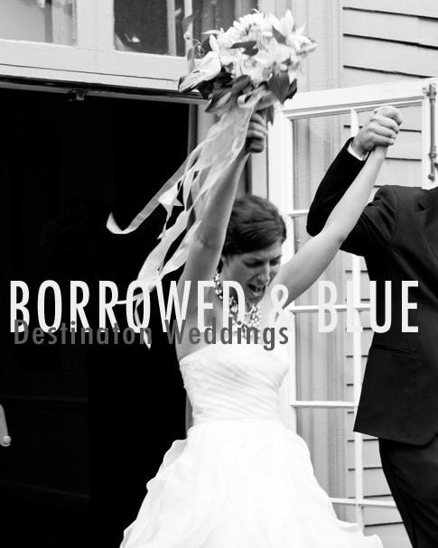 Night Shift Entertainment featured in Borrowed & Blue Destination Weddings!