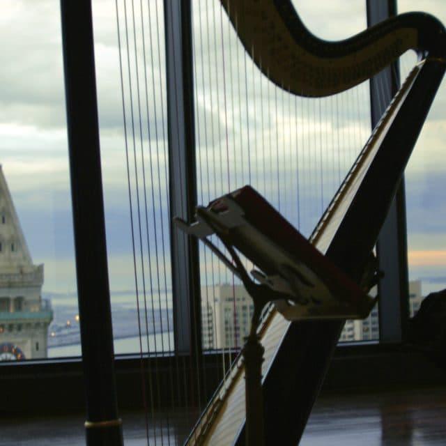Gilded Harps