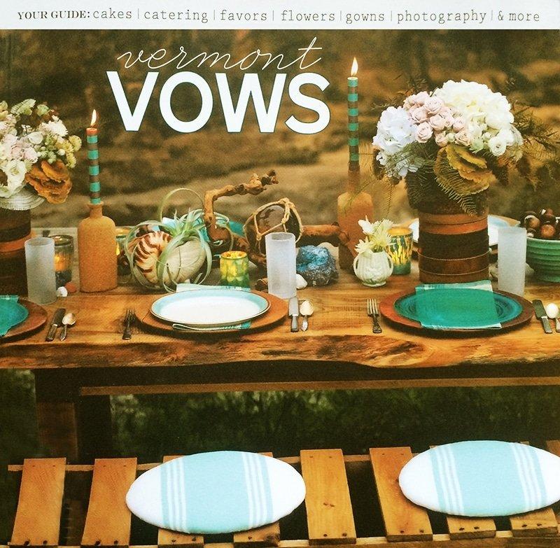 Soho featured in Vermont Vows Magazine!