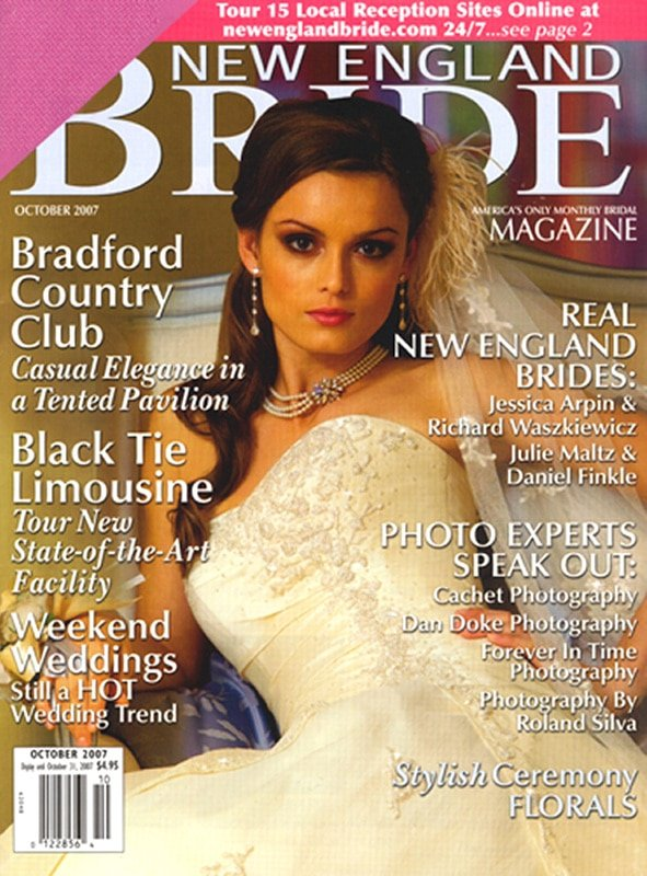 Night Shift featured in New England Bride