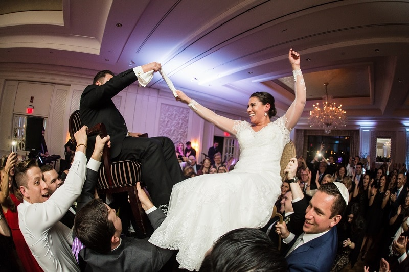Everything You Need To Know About The Hora Boston Wedding Bands