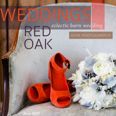 HUDSON IN RED OAK WEDDINGS!