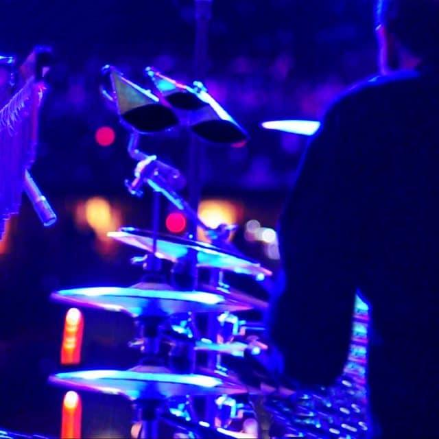 Drummer with best wedding band in Boston