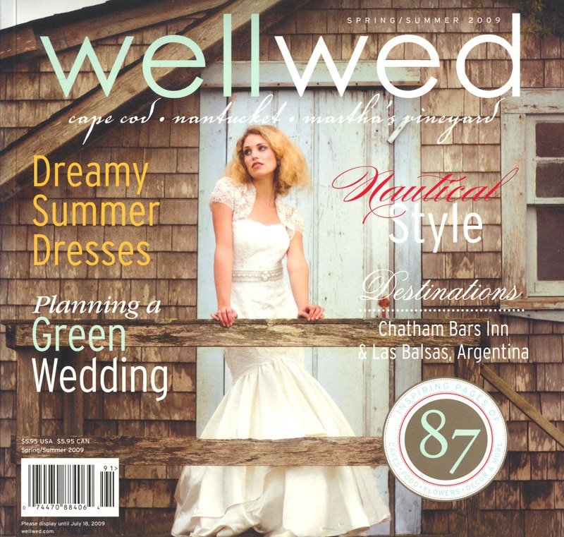 Night Shift Featured in June 2009 issue of Wellwed magazine