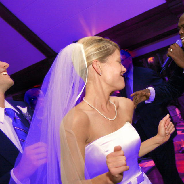 Nightshift Wedding Band