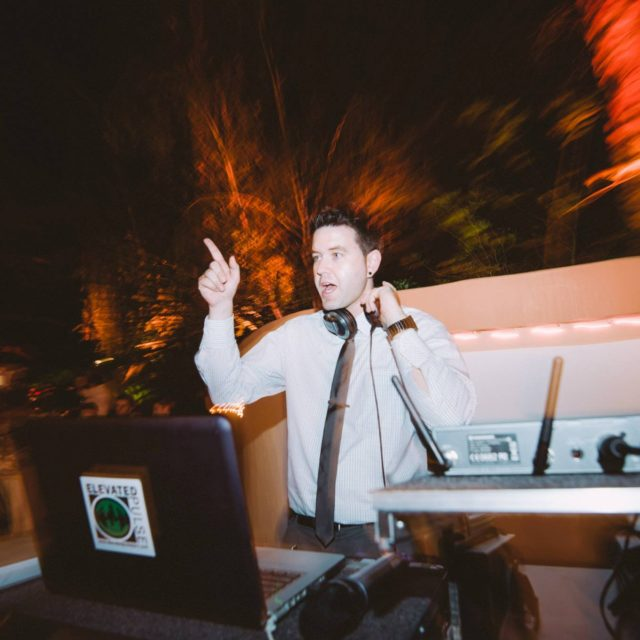 Best DJ in Boston spins for enthusiastic audience at wedding reception