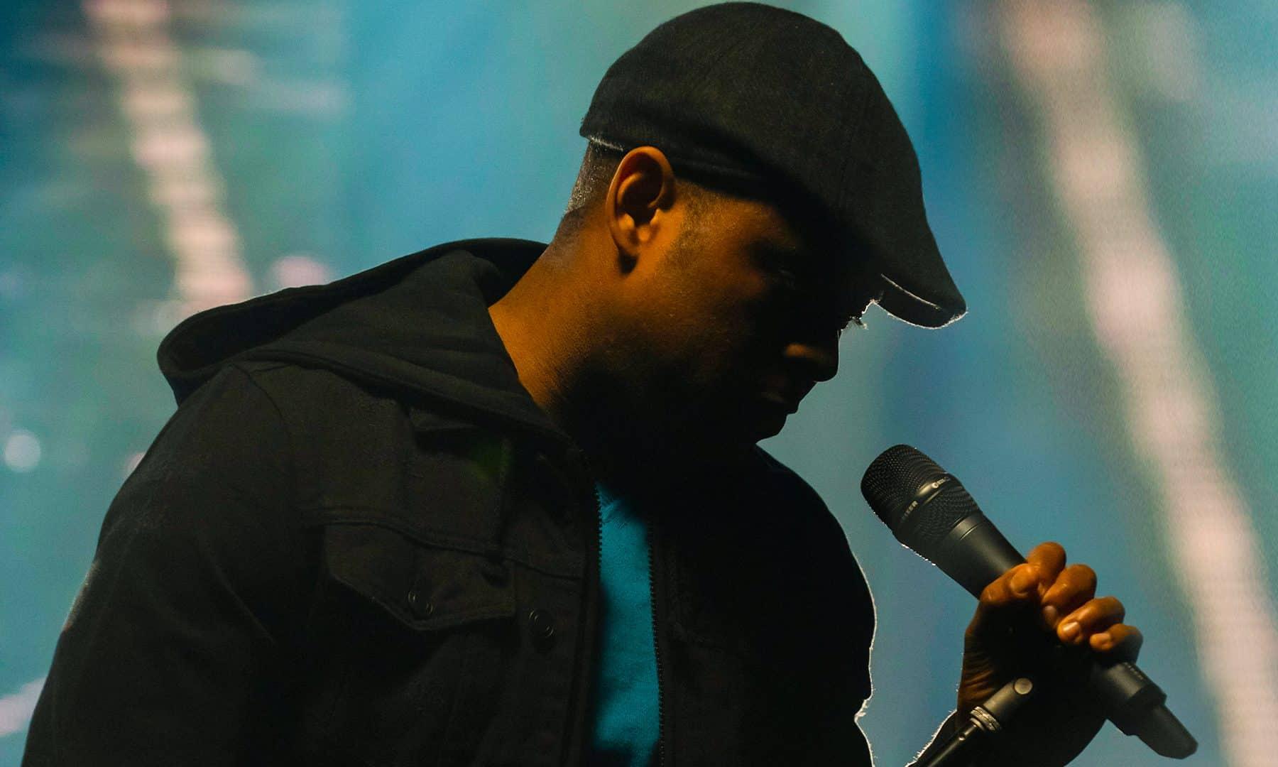 Soulful singer Llloyd sings with Soho