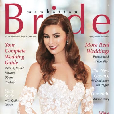 NIGHT SHIFT IN MANHATTAN BRIDE MAGAZINE!